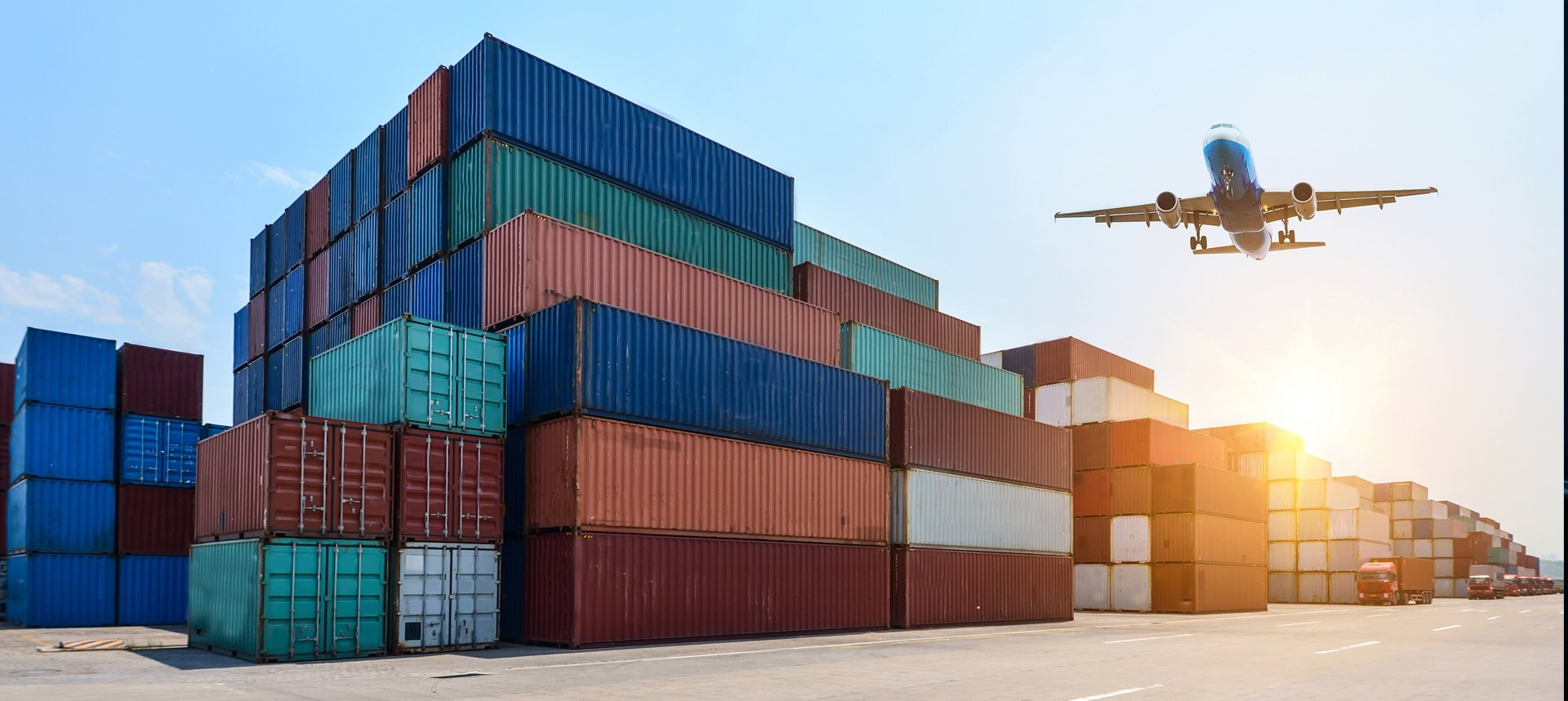 Butransa, transporte de contenedores marítimos
